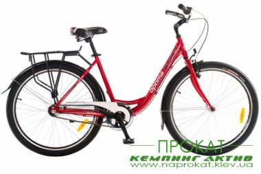 City bicycle rental 1