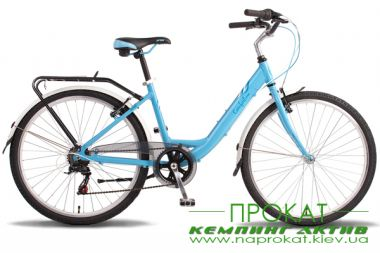 City bicycle rental 2