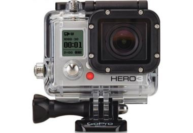 Gopro hd hero3 white edition 1