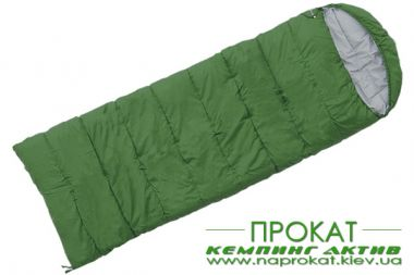 Rent sleeping bag asleep