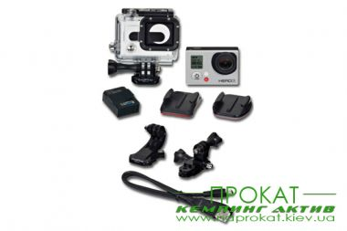 Rental actioncamera gopro 3
