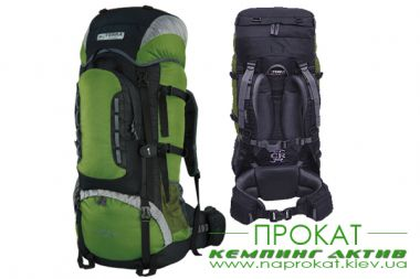 Rental backpacks kiev green