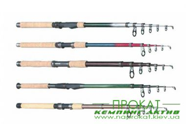 Rental fishing-rod 1