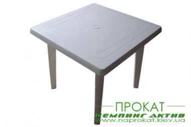 Rental tables plastik